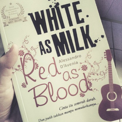 Bianca Come Il Latte, Rossa Come Il Sangue 'White As Milk, Red As Blood'